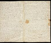 A letter from Charles P. Jones to his father, Timothy Jones