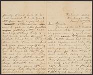 Portion of Letter