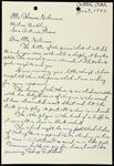 Letter from Willard Stone to Thomas Gilcrease, sending three carvings for Gilcrease's approval