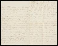 Letter with envelope from Leigh to Mother hoping for a trip to Venice at Easter and explaining his hope to have new inspiration for drawing