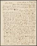 Letter from John M. Ross to Chief John Ross
