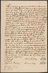 Power of Attorney from Susannah and Samuel Riley to Chief John Ross