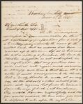 Copy of Letter from Delegation to Luke Lea, Commissioner of Indian Affairs