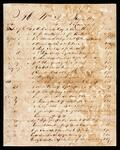 Account statement of William S. Demmitt and A. Runyan for clothing, hardware, sewing supplies and other items