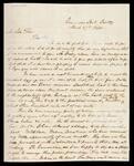Letter from E. Hicks at Comanche-Peak, Texas to John Drew