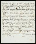 Deed by Rachel McDaniel of one Negro slave girl to John Drew