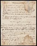 Memo of Documents or Referencing and Objections to Schermerhorn's Treaty