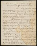 Letter from B. F. Curret to Elbert Herring