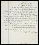 Order by A. L. Woodall to turn over to C. N. Nicholson the specified cow