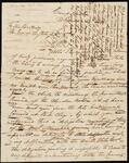 Draft Copy of Letter from Chief John Ross to George R. Gilmer