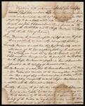 Unsigned Document Listing Objections to Treaty of New Echota