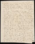 Petition of Letter from New Echota to Chief John Ross