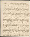 Letter from General John E. Wool to the Cherokee