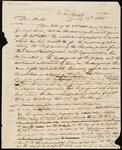 Draft Copies of Letter from Chief John Ross to Lewis Ross