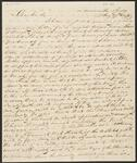 Letter from John M. Ross and W. P. Ross to Chief John Ross