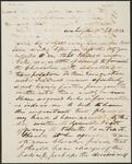 Letter from John Mason Jr. to John Ross