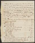 List of Persons Who Emigrated West, Returned to Cherokee Nation East, and Then Were Removed in 1838