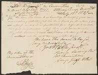 Copy of Letter From Convention to General Arbuckle