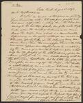 Copy of Letter from C. Runyon to Chief John Ross