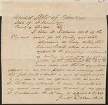 Affidavit of Rufus M. McWilliams