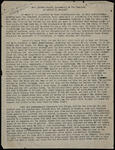 """Typescript of """"Rev. Alfred Wright, Missionary to the Choctaws"""""""