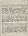 """Typescript of """"Granny LeFlore,"""" an account of the 1832 removal of Choctaws from Mississippi to Indian territory"""