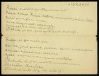 Notes and word translations