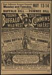 Young Buffalo Wild West Newspaper Article