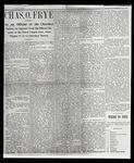 Photocopy of newspaper report of a hearing before the Commission to the Five Tribes