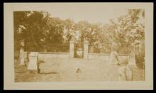 Ross Family Cemetery, Park Hill, Oklahoma