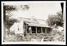 Sequoyah's home in the Cherokee Hills