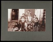 Otoe two wives and family