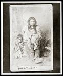 Apache mother and babies