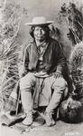 Old Nanna, famous Apache Chief