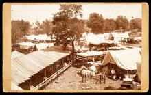 Cherokee Payment, Fort Gibson, Indian Territory