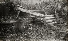 Pounding Mill for Corn