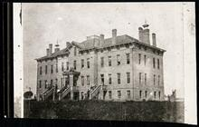 Cherokee Insane Asylum and Wealaka, Presbyterian Mission, (Creek Nation)