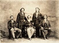 John R. Ridge, E.C. Boudinot, et al., Cherokee Delegation to D.C.