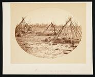 Cheyenne Camp after Battle