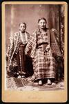 Mrs. Jacob Zalleweger and her daughter