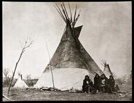 A Comanche Camp