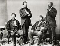 Group of Creek Chiefs