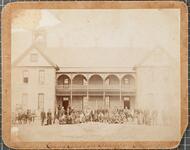 Creek Orphan Asylum, Okmulgee, I.T.
