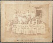 Creek girls at Tallahassee