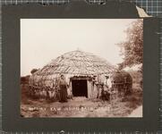 No-pa-wy, Kaw Indian bark house