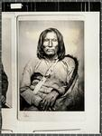 Se-tank, or Sitting Bear, war chief of the Kiowa
