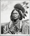 Lone Wolf, Head Chief of Kiowas,