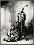 Unidentified Kiowa Couple