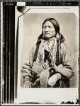 Kicking Bird (or Kicking Eagle), Kiowa Indian Chief