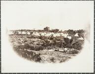 Kicking Bird's village near Wichita Mountains